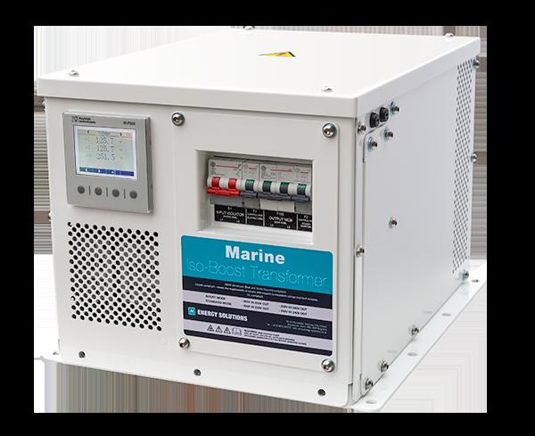 Enlightone: Energy Solutions: Marine