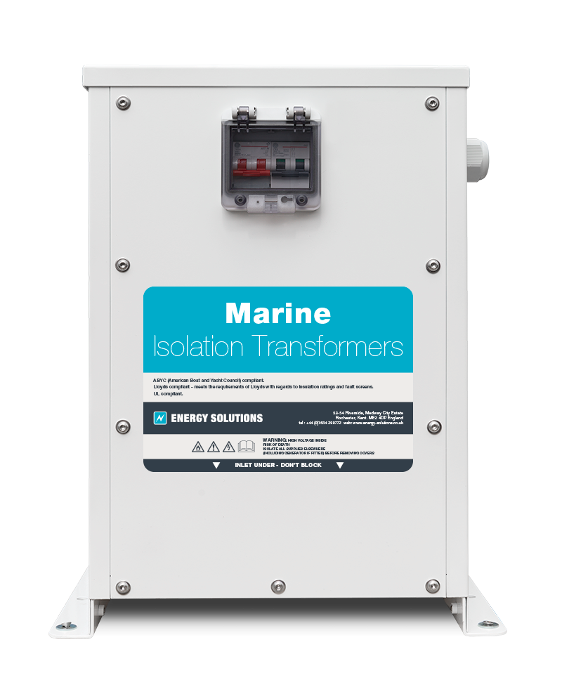 Energy Solutions: Marine