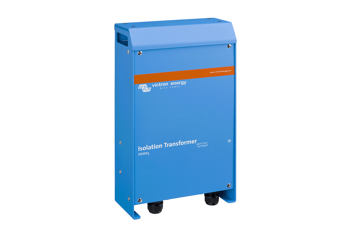 Energy Solutions How To Protect Your Boat From Galvanic Corrosion Fuse Panel There Are Two Ways Either By Installing An Isolation Transformer Or A Isolator