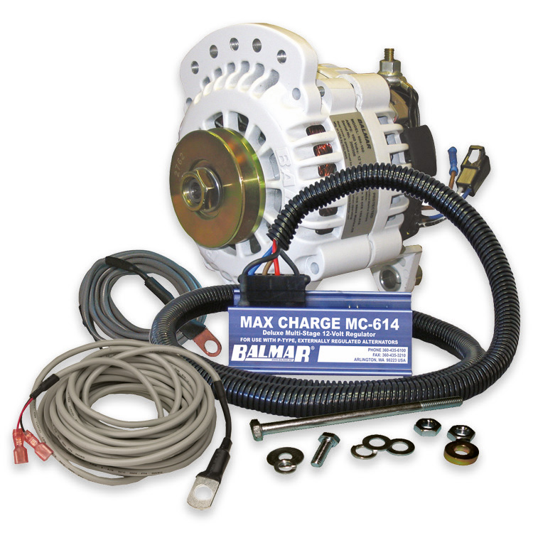 Energy Solutions: Balmar